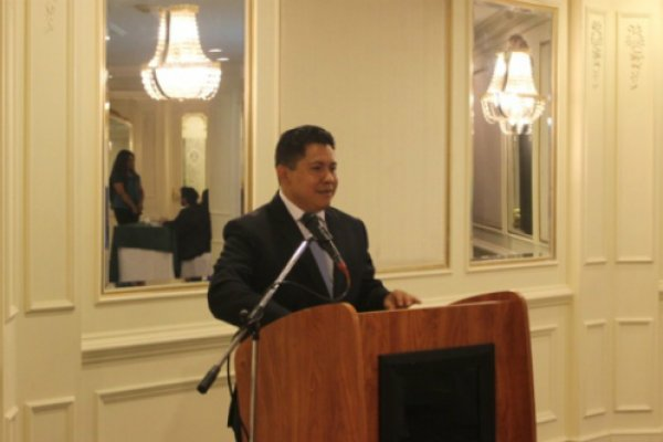 ESAP supported lobbying event