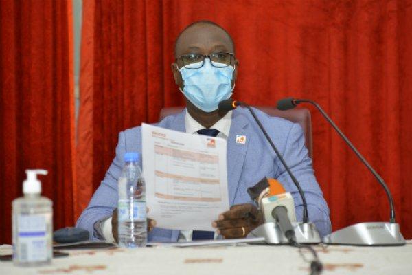 Emmanuel Sarr, Brooke West Africa Regional Director