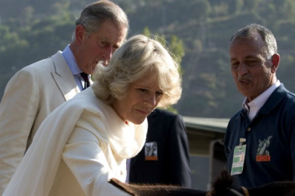 HRH Duchess of Cornwall visits Pakistan for Brooke