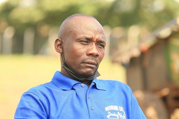 James Cochhoki Gakono, Chairman of Ndorome Gituto Donkey Riders Self Help Group