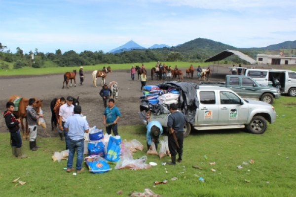 Guatemala emergency operation