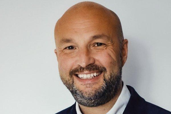 Chris Wainwright - Brooke's new Chief Executive
