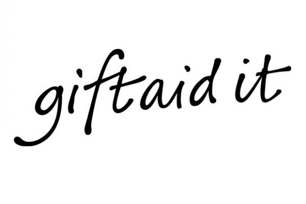 Image result for gift aid it logo