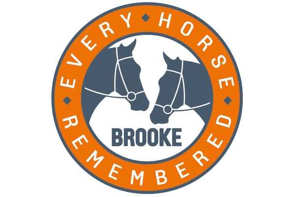 Brooke's Every Horse Remembered emblem