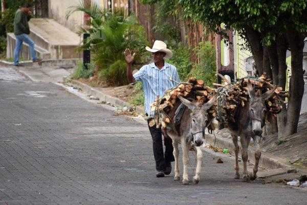 Working with communities in Nicaragua