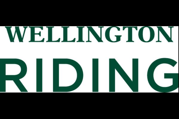 Wellington Riding logo