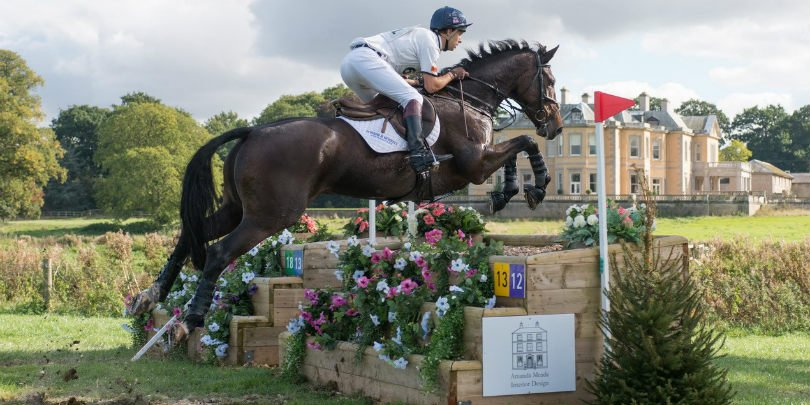 Brooke announced as charity beneficiary at Osberton Horse Trials