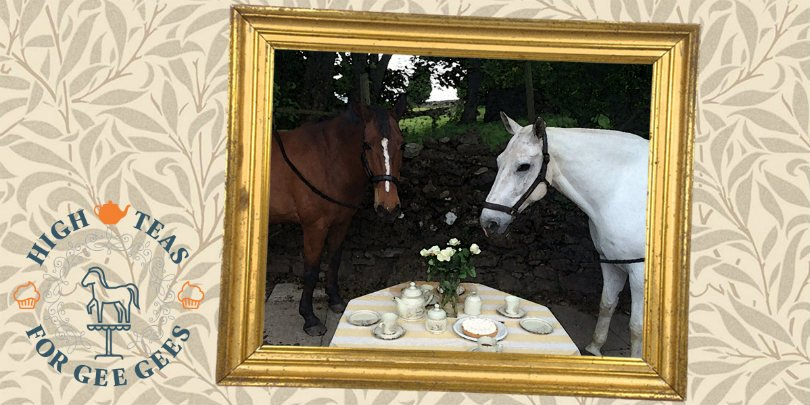 Brooke's High Teas For Gee Gees