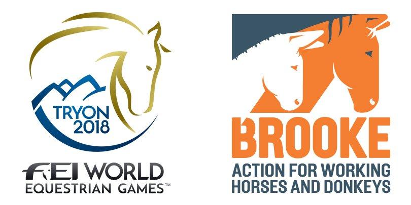 WEG and Brooke logos
