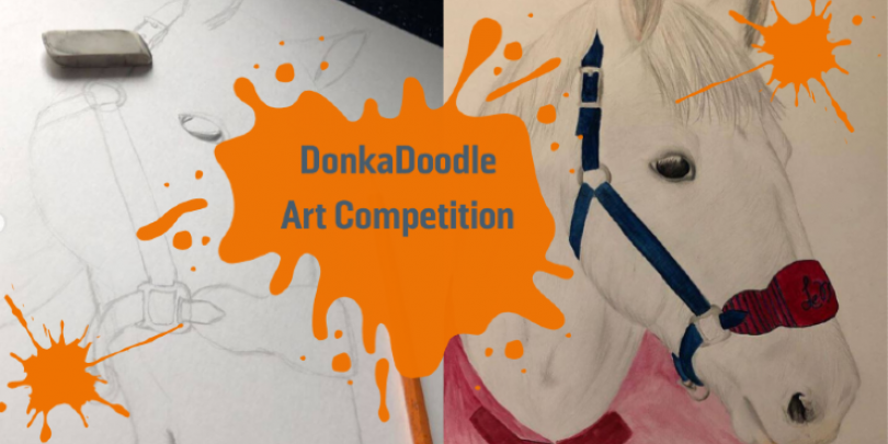 DonkaDoodle art competition