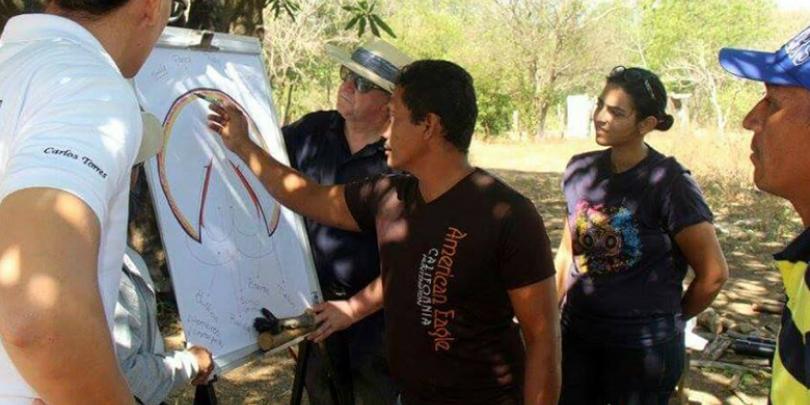 Farriery workshop, Nicaragua