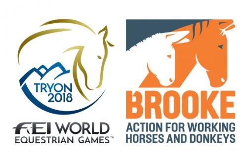 Brooke and WEG logos