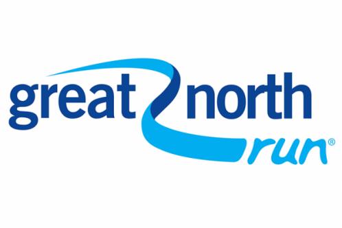 Great North Run logo