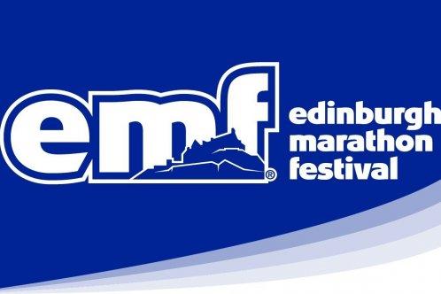 Edinburgh Marathon logo