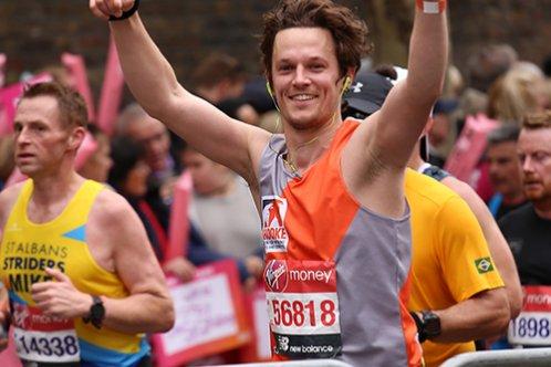 Brooke marathon runner