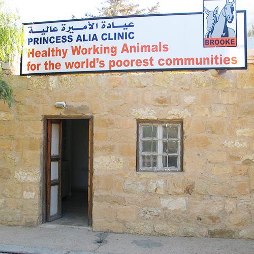 The Princess Alia Clinic, Jordan