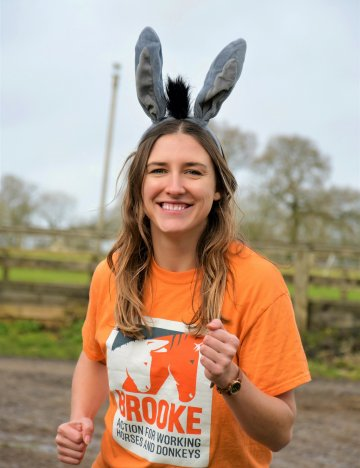 Polly West Donkey Dash
