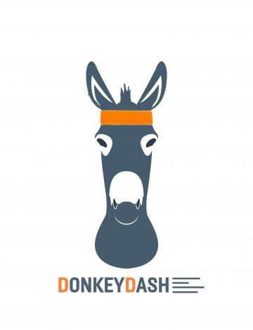 Donkey Dash logo