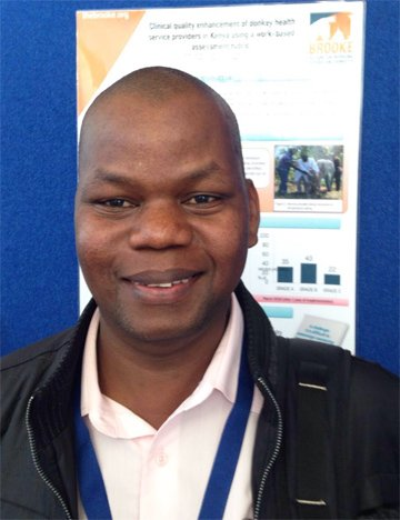 Brooke East Africa's Dr James Kithuka