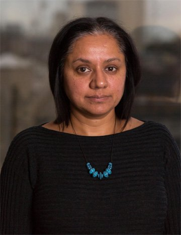 JasvirKaur, Brooke's International Director of Fundraising and Communications